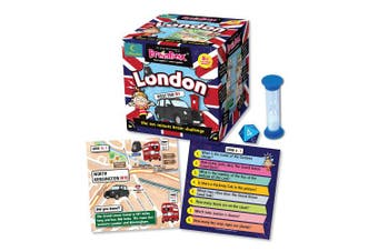 BrainBox for Kids - London Card Game