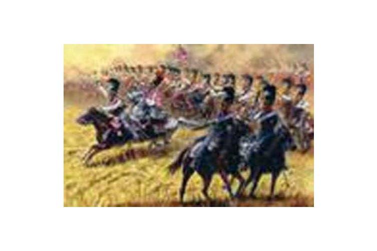 Zvezda - Russian Cuirassiers 1812-1814 - 1:72 Scale 8026