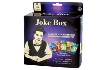 Bumper Box of Classic Jokes