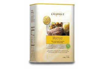 Callebaut Mycryo cocoa butter 600g for chocolate fountains