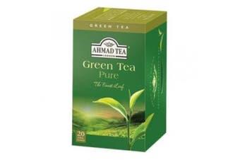 Ahmad Teas - Original Green Tea 40ml - 20 Tea Bags