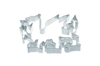 """(Welsh Dragon) - KitchenCraft Large Metal Welsh Dragon Country-Themed Cookie Cutter, 14.5 x 10 cm (5.5"""" x 4"""")"""