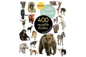 Eyelike Stickers: Wild Animals (Eyelike Stickers)