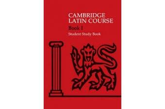 Cambridge Latin Course 1 Student Study Book: Level 1 (Cambridge Latin Course)