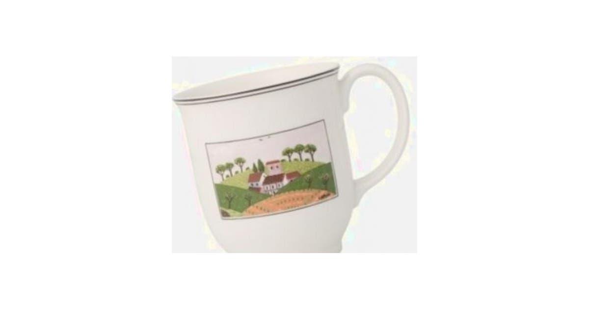 Villeroy Boch 0 42 Litre Design Naif Charm And Breakfast Mug Kogan Com