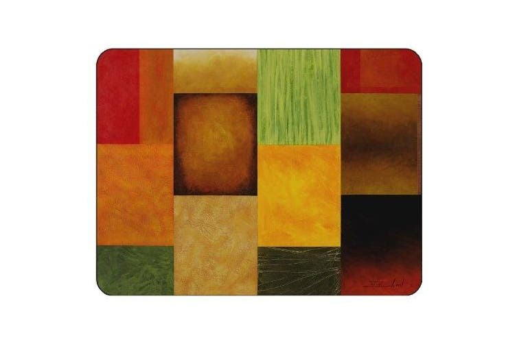 Plymouth Pottery - Majestic Placemats - Set of 6