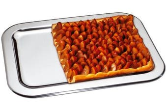 CHG 48-S5 Serving Tray Stainless-Steel 48.5 cm x 37.5 cm