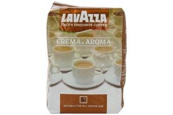 Lavazza Crema E Aroma Coffee Beans 1 kg