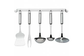 WMF 1871529990 Ladle/Slotted Spoon Set Profi Plus 6 Pieces