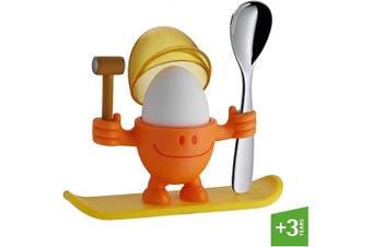 (without engraving, Orange) - WMF 616687450 McEgg Egg Cup, Orange