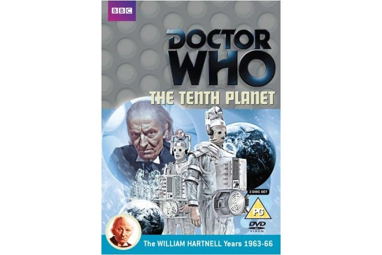 Doctor Who: The Tenth Planet [Region 2]
