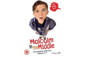 Malcolm in the Middle: The Complete Collection [Region 2]