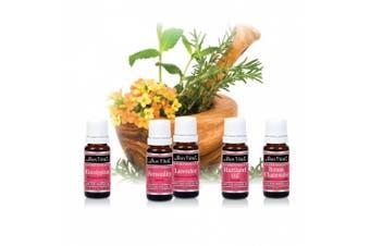 Bon Vital Essential Oils -10 ml-Lemongrass