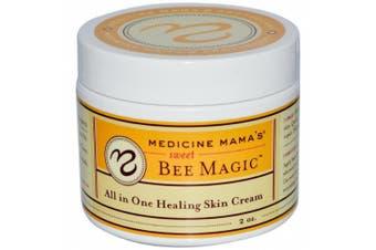 (60ml) - Medicine Mama's Apothecary Sweet Bee Magic All in One Healing Skin Cream, 60ml