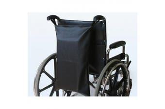 (41cm  - 50cm ) - Wheelchair Footrest / Leg Rest Bag in Navy