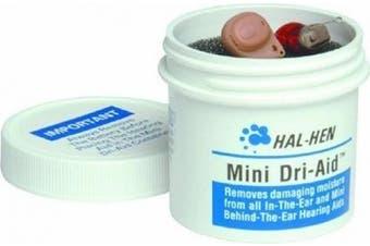 Hal-Hen ® Mini Dri-Aid TM Kit - Canister and Jar - Single Jar