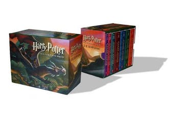 Harry Potter Paperback Boxed Set: Books #1-7 (Harry Potter)