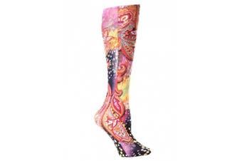 (Multi Gogo) - Celeste Stein Therapeutic Compression Socks, Multi Gogo, 8-15 mmhg, .180ml