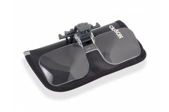 (Single Pack) - Carson Clip & Flip Magnifying Glasses
