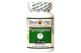 Pycnogenol 100mg (60 Capsules)