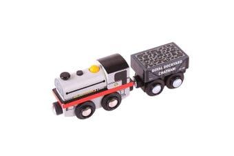 Bigjigs Rail BJT460 Heritage Collection Peckett