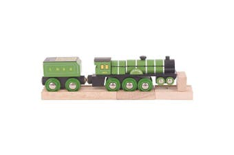 Bigjigs Rail BJT458 Heritage Collection Flying Scotsman