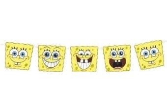 Sponge Bobâ,,¢ garland