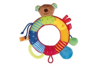 Sigikid Activity Grasp Toy