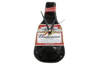 Beer Bottle Clock - Budweiser Bottle