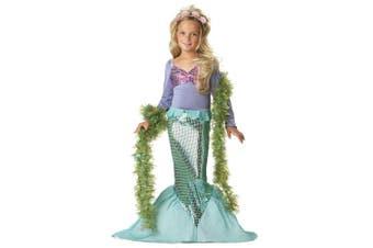 (Age 10-12 years) - California Costumes Toys Little Mermaid Costume