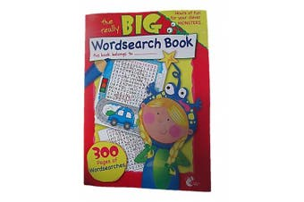 The Really Big Wordsearch Book