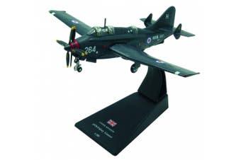 Fairey Gannet diecast 1:100 model