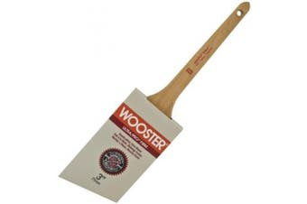 (3 Inch) - Wooster Brush 7.6cm . Ultra-Pro Willow Thin Angle Sash Brushes 4181-3