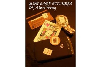 Mini-Card Stickers - Alan Wong