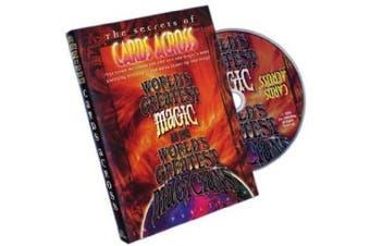 DVD The Secrets of Cards across
