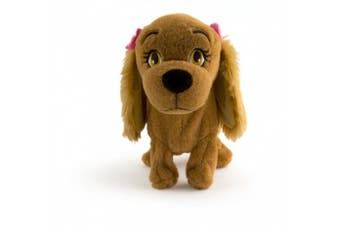 (1, H30, W30, D22cm) - Club Petz Girls Lucy The Dog Plush