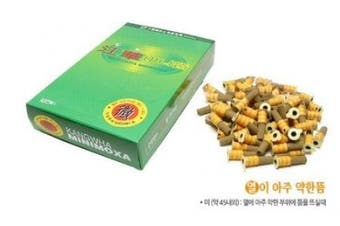 (Yellow *40C(104F) ~ 45C(113F)) - Kang Hwa Stick-On Mini Moxa - Yellow