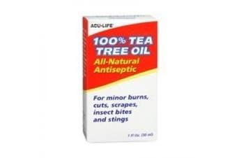 Acu-Life Acu-Life 100% Tea Tree Oil