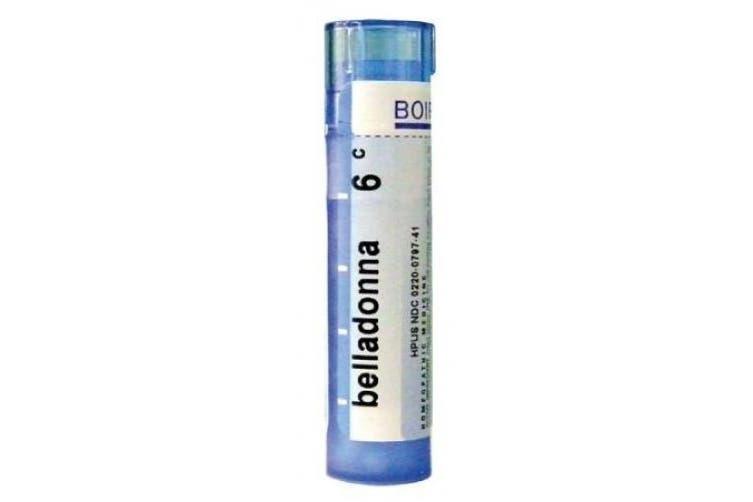 Boiron - Belladonna 6c, 6c, 80 pellets