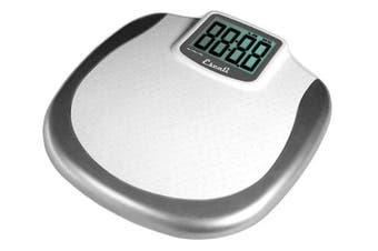 Escali High Capacity Large Display Bathroom Scale (440 lb/200 kg)