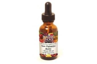 Botanic Choice Alcohol Free Liquid Extract, Saw Palmetto Breey, 1 Fluid Ounce