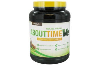 SDC Nutrition About Time Vegan Protein Supplement, 2 Pound