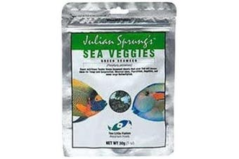 Two Little Fishies ATLSVGS4 Sea Veg-Green Seaweed, 30ml
