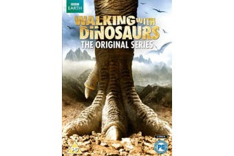 Walking With Dinosaurs [Regions 2,4]
