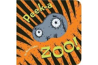 Peek-A-Zoo! [Board Book]