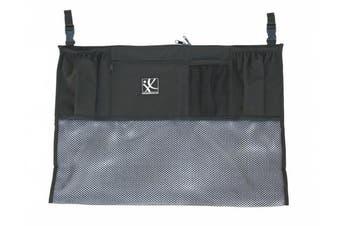 (Black) - J.L. Childress Double Cargo Double Stroller Organiser