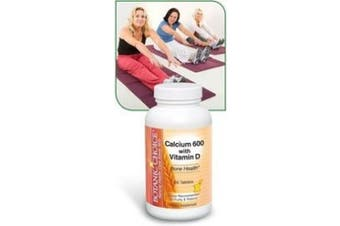 Botanic Choice Calcium 600 with Vitamin D 60 tablets