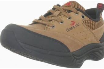 (36.5 EU, Braun (braun)) - Chung Shi AuBioRiG Comfort Step Travel Sport Shoes - Outdoors Women