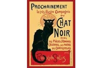 1art1 1469 Theophile Alexandre Steinlen Tournee du Chat Noir Poster 91 x 61 cm