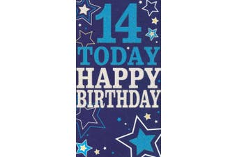 14 Today Happy Birthday card